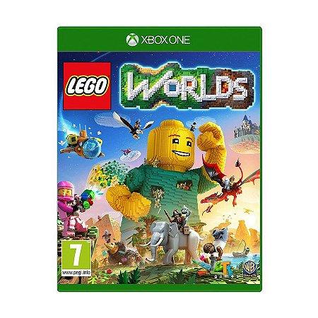Jogo Lego Worlds - Xbox One