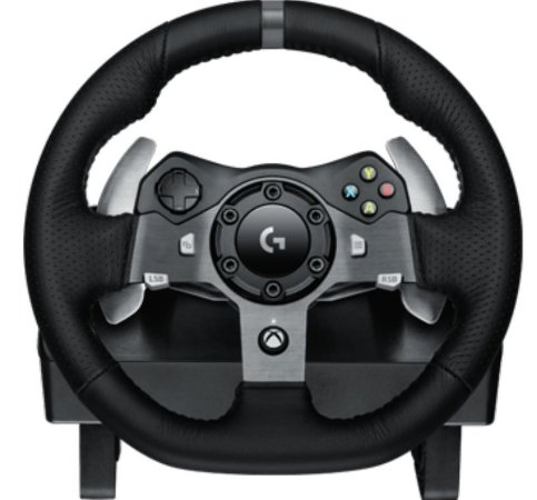 Volante Logitech G920 - Xbox One/PC