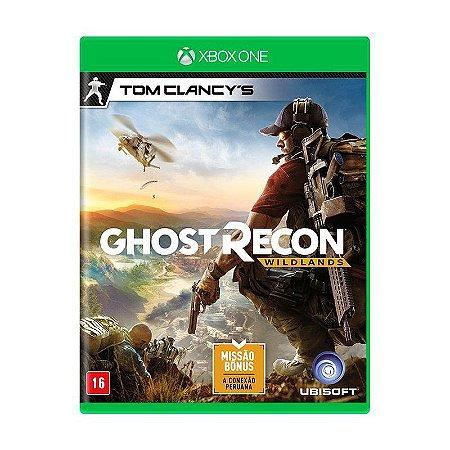 Jogo Tom Clancy's: Ghost Recon Wildlands - Xbox One