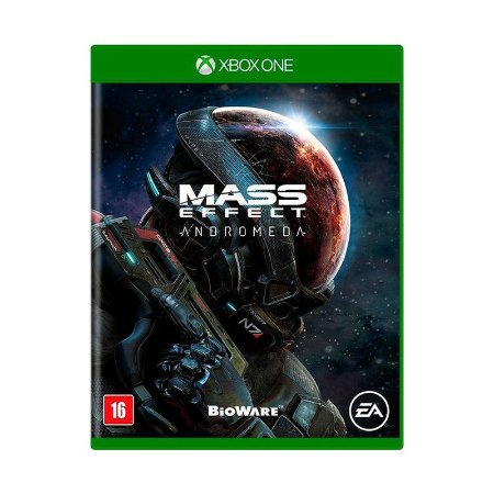 Jogo Mass Effect: Andromeda - Xbox One