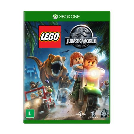 Jogo Lego Jurassic World - Xbox One