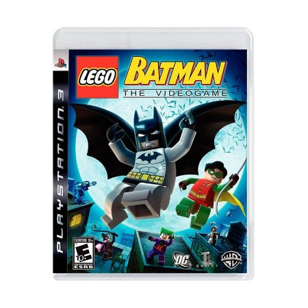 Jogo Lego Batman: The Videogame - PS3
