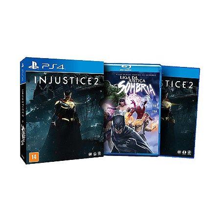 Jogo Injustice 2: Edição Limitada - PS4