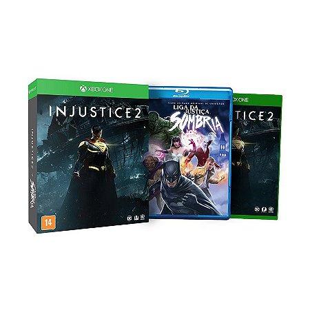 Jogo Injustice 2: Edição Limitada - Xbox One