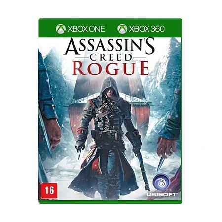 Jogo Assassin's Creed Rogue - Xbox 360 - Xbox One