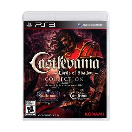 Jogo Castlevania: Lords of Shadow Collection - PS3