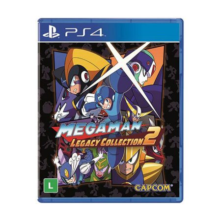 Jogo Mega Man Legacy Collection 2 - PS4