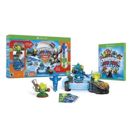 Kit Skylanders: Trap Team (Starter Pack) - Xbox One