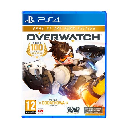 Jogo Overwatch: Game Of The Year Edition - PS4