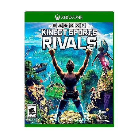 Jogo Kinect Sports Rivals - Xbox One