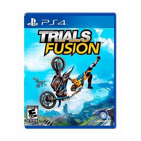 Jogo Trials Fusion - PS4