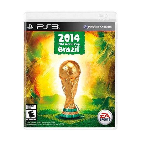 Jogo Copa do Mundo Fifa 14 - PS3