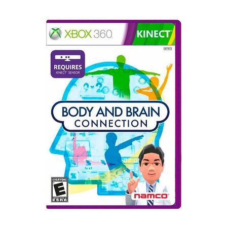 Jogo Body And Brain Connection (Requere Kinect) - Xbox 360