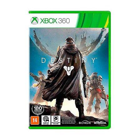 Jogo Destiny - Xbox 360