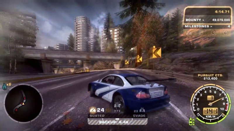 Jogo Need For Speed: Most Wanted - Xbox 360