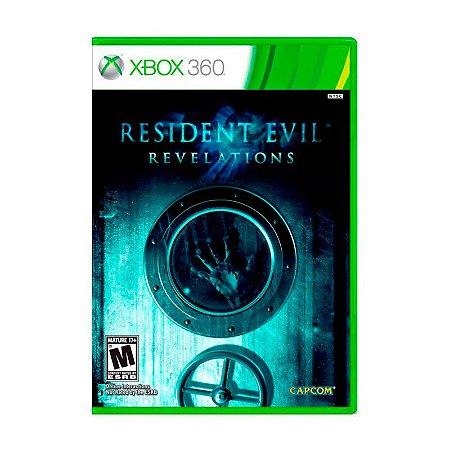 Jogo Resident Evil: Revelations - Xbox 360