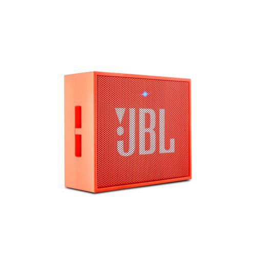 Caixa De Som Bluetooth JBL GO - Laranja