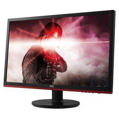 Monitor LED 21,5'' Gamer AOC G2260VWQ6 Widescreen - Preto