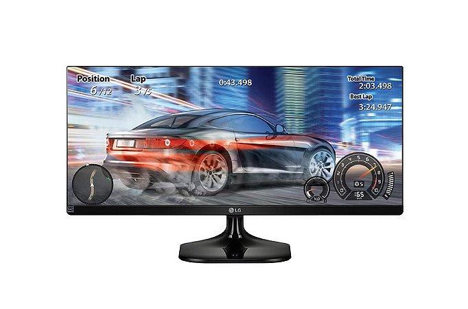 """Monitor 25"""" LED LG 25UM58"""