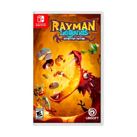 Jogo Rayman Legends - Switch