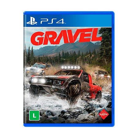Jogo Gravel - PS4