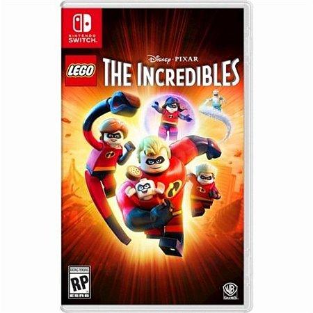 Jogo LEGO Disney•Pixar Os Incríveis - Switch