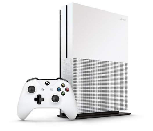 Console Xbox One S 1TB + 3 Meses Live + 3 Meses Gamepass  - Microsoft