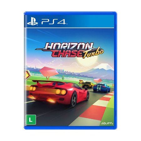 Jogo Horizon Chase Turbo - PS4