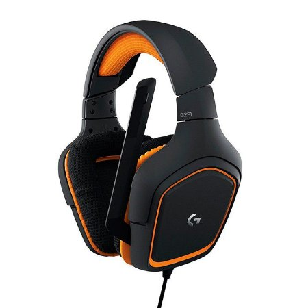 Headset Gamer Logitech G231 com fio - PS4 - Xbox One - PC