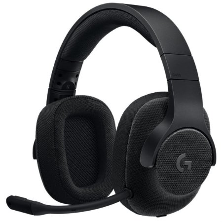 Headset Gamer Logitech G433 7.1 Surround - PS4 - Xbox One - Switch - PC - Mobile