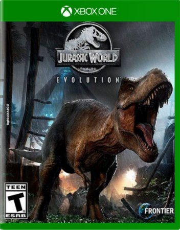 Jogo Jurassic World Evolution - Xbox One