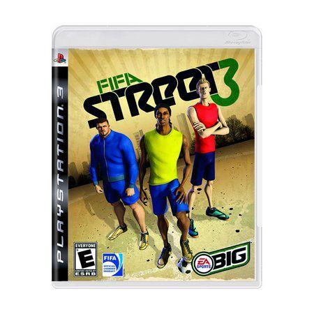 Jogo Fifa Street 3 - PS3