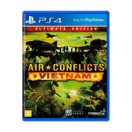 Jogo Air Conflicts: Vietnam (Ultimate Edition) - PS4