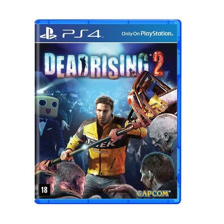 Jogo Dead Rising 2: Remasterizado - PS4