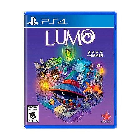 Jogo Lumo - PS4