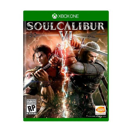 Jogo SoulCalibur VI - Xbox One - (Pré-venda)