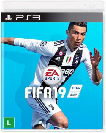 Jogo FIFA 19 (Pré-venda) - PS3