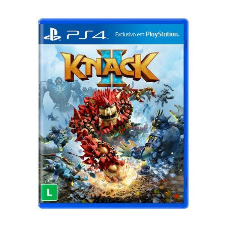 Jogo Knack 2 - PS4