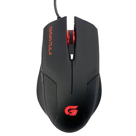Mouse Gamer Tarantula - Fortrek G - 2000 dpi