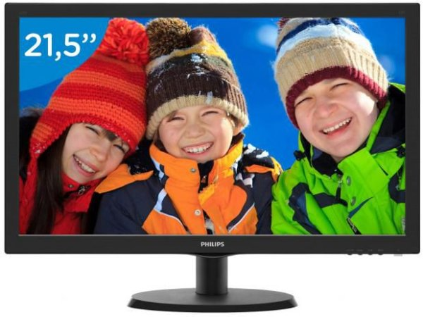 Monitor Philips Led 21.5 HDMI 223v5lhb2