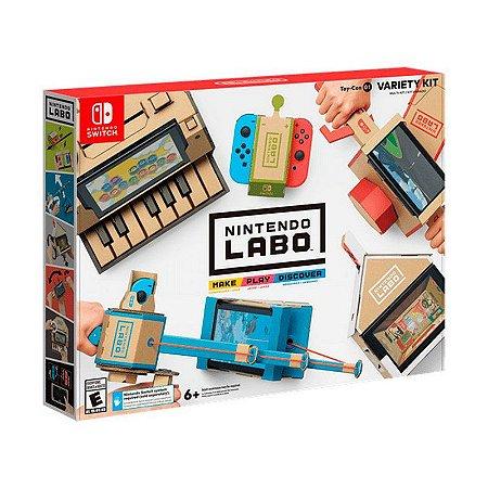 Nintendo Labo Toy-Con 01 (Variety Kit) - Switch
