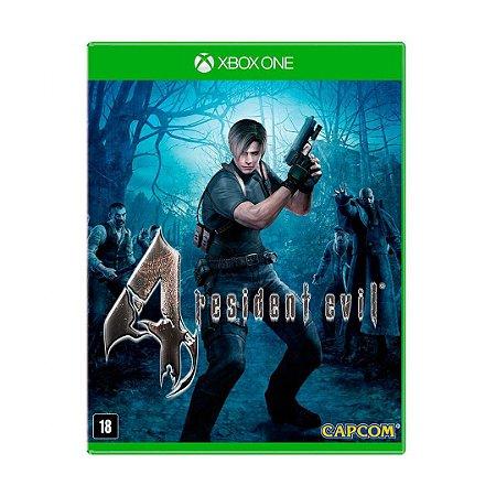 Jogo Resident Evil 4 - Xbox One