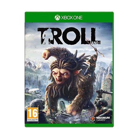 Jogo Troll And I - Xbox One