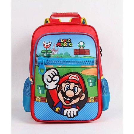 Mochila Grande Super Mario Bros 11543