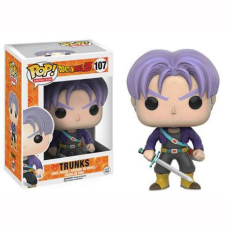 Boneco Funko Pop - Dragon Ball Trunks