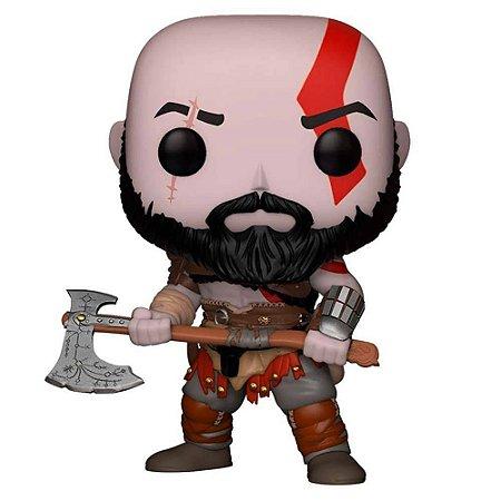 Boneco Funko Pop - God of War - kratos