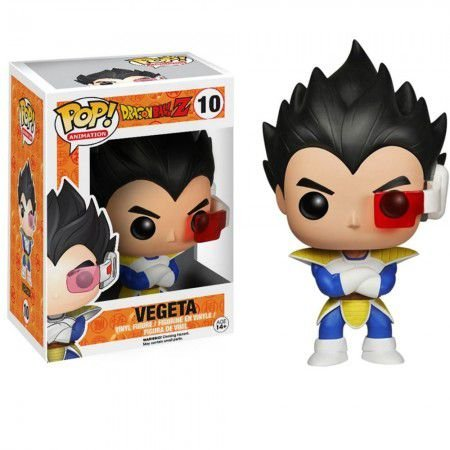 Boneco Funko Dragon Ball Z #10 - Vegeta