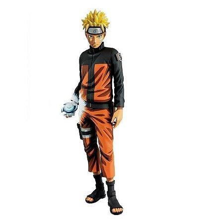Action Figure - Naruto Shippuden - Uzumaki Naruto - Grandista Manga Dimension