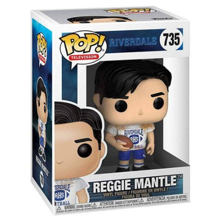 Boneco Funko Pop - Riverdale - Reggie Mantle