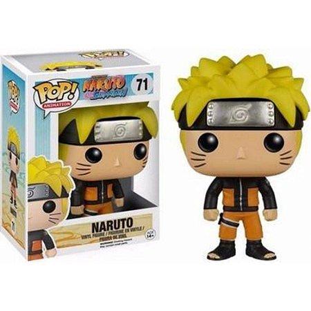 Boneco Funko Naruto Shippuden #71 - Naruto